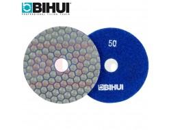 Алмазный гибкий круг (черепашка) BIHUI Ø100мм, #50