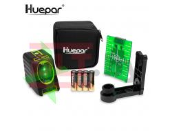 Лазерный уровень (нивелир) Huepar BOX-1G
