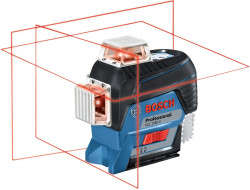 Лазерный уровень (нивелир) Bosch GLL 3-80 C