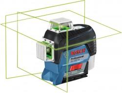 Лазерный уровень (нивелир) Bosch GLL 3-80CG