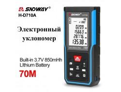Дальномер  (лазерная рулетка) Sndway H-D710A