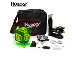 Лазерный уровень (нивелир) Huepar HP-904DG