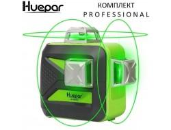 Лазерный уровень (нивелир) 3D Huepar 603CG PRO