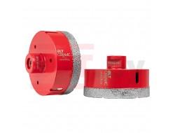 Алмазная коронка по керамограниту DLT CERAMIC PRO,100мм
