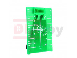 Мишень магнитная DLT ТG2 для лазерного нивелира
