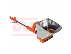 Хоппер ковш для набрызга штукатурки HYVST OMG-III