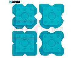 Шпатели для силиконовых герметиков BIHUI, набор 4шт